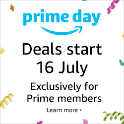 Amazon Prime Day Steam Mop Deals UK 2018 (1)