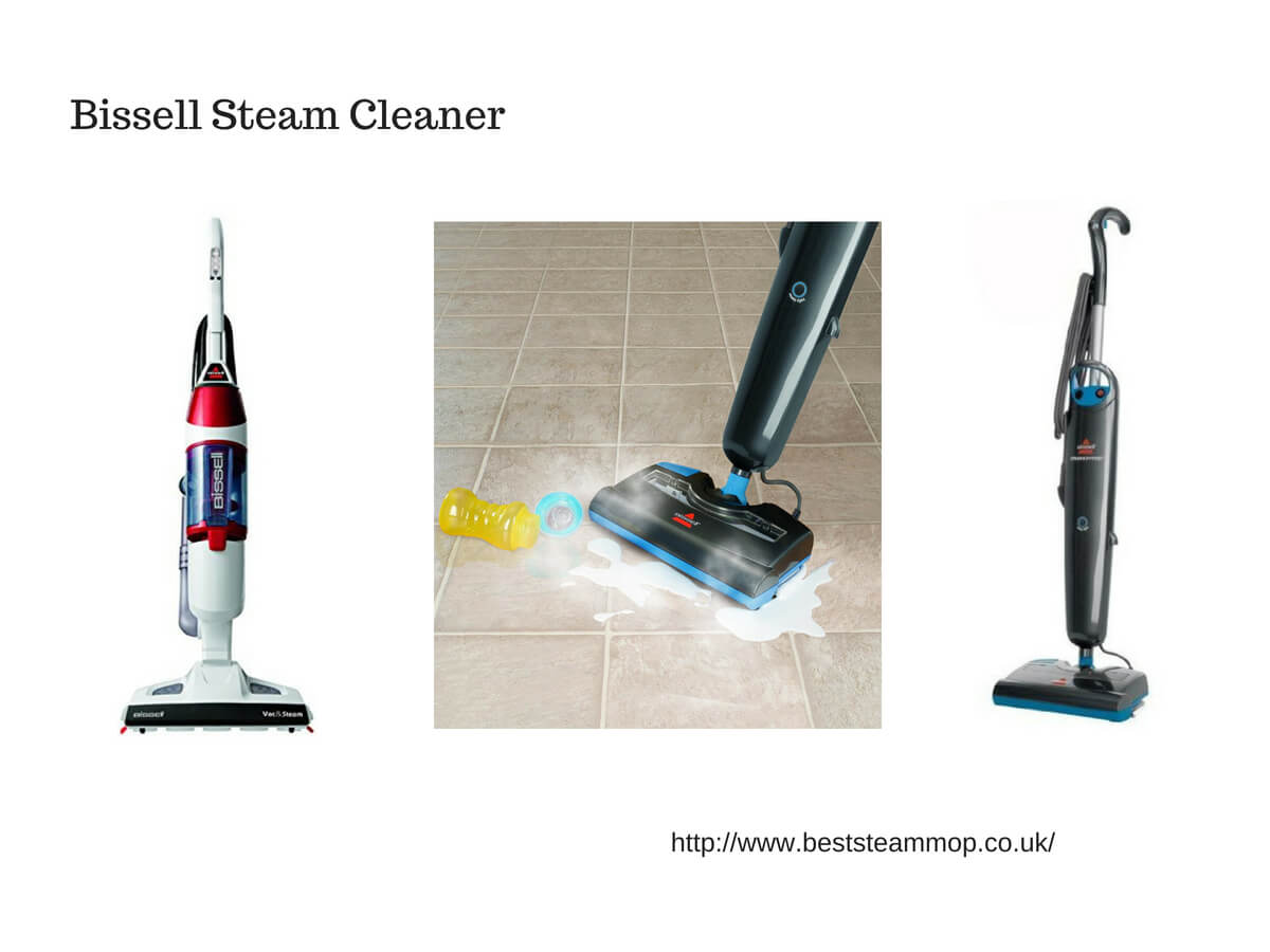 Sweep Cleaner And Bissell Steam