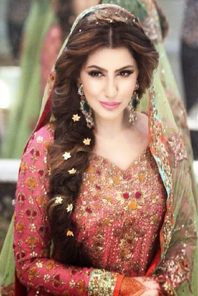 Best Indian Wedding Hairstyles For Brides 2018