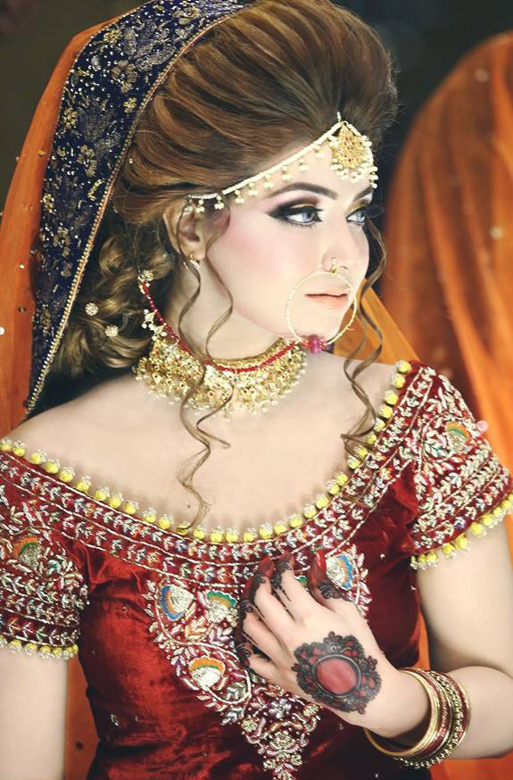 Latest Bridal Makeup Trends 2018 For Pakistani Brides