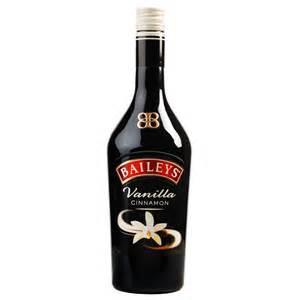 Bailey Vanilla Cinnamon
