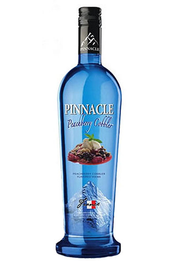 Review: Pinnacle Peachberry Cobbler Vodka - Best Tasting ...