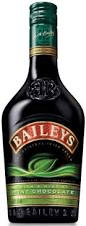 Baileys with a hint of Chocolate Mint