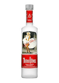 Three Olives Marilyn Monroe Strawberry - Copy
