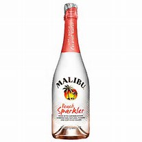 Malibu peach sparkler - Copy