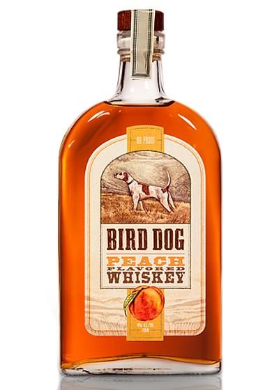 Peach Bird Dog Mixed Drinks