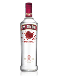Smirnoff Pomegranate vodka - Copy