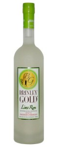 Brinley Lime Rum - Copy