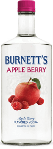 Burnetts Apple Berry Vodka - Copy