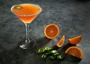 Fiery Mandarin