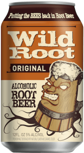 Wild Root Hard Root Beer - Copy