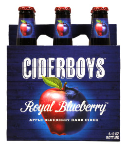 Ciderboys Royal Blueberry Hard Cider - Copy