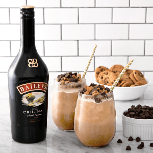 Baileys Chocolate Chip Cookie Milkshake