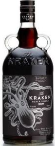 The Kraken Black Spiced Rum 70 Proof - Copy