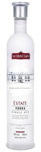 Sobieski Estate Vodka - Copy