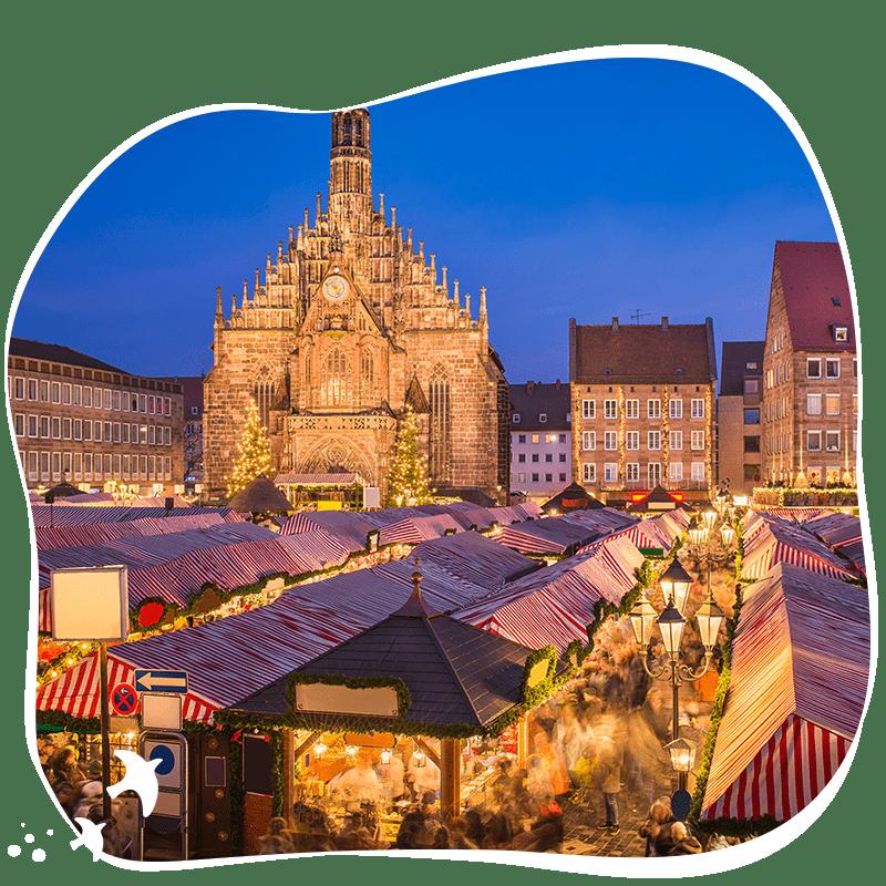 2019經典歐洲聖誕市集|喜鴻假期