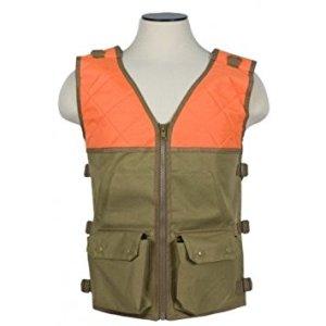 Picture of VISM Hunting Vest, Blaze Orange and Tan