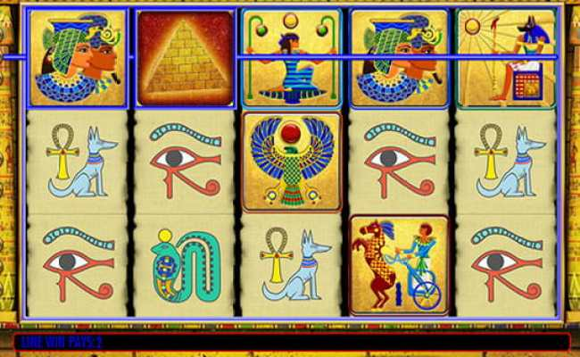 Pharaoh S Fortune Slot Review And Free Play Game