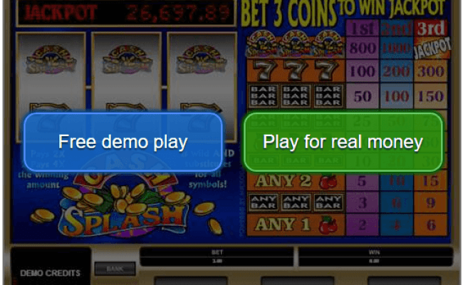 Can I Try The Games For Free Before I Play For Real Money