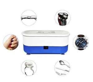 Myboree Mini Cordless Ultrasonic Cleaner Machine for Eyeglasses Jewelry, Lens, Other Small Things