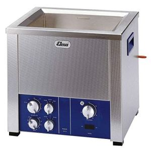 Ultrasonic Cleaner, 2.8 gal. Tank, Timer Range 1 to 15 min, Voltage 110/120