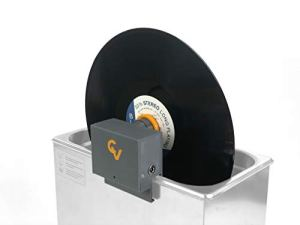 CleanerVinyl EasyOne: Ultrasonic Cleaner Attachment for Vinyl Record Cleaning – Easy to Use and Expandable