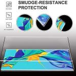 Galaxy Note 10 Screen Protector,Full Coverage Tempered Glass[2 Pack][3D Curved][Solution for Ultrasonic Fingerprint]Tempered Glass Screen Protector Suitable for Galaxy Note 10
