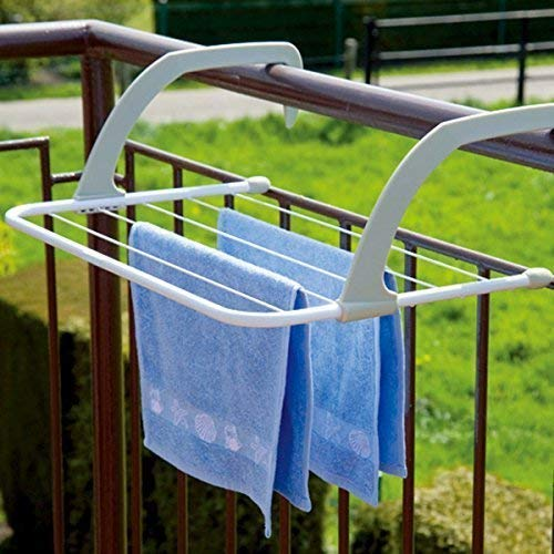 cloth drying stand rack for balcong or window