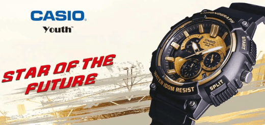 5 best casio youth collection watches