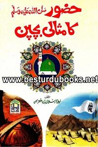 Hazoor [S.A.W] ka Misali Bachpan By Maulana Arsalan Bin Akhtar حضور ﷺ کا مثالی بچپن