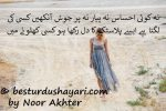 Plastic ka dil – Sad Urdu Poetry