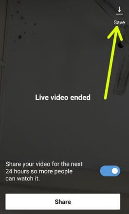 How to save Instagram live videos on android phone – BestusefulTips