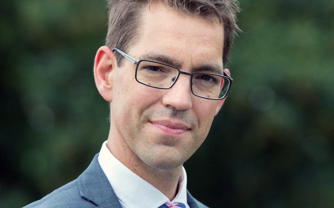 """Arne van Hout: """"Vooral sturen vanuit je hart en je buik"""""""