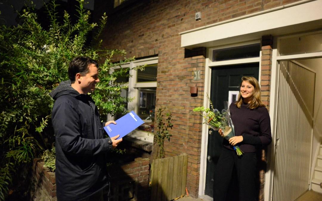 Maxime Dekkers wint H.A. Brasz scriptieprijs 2019