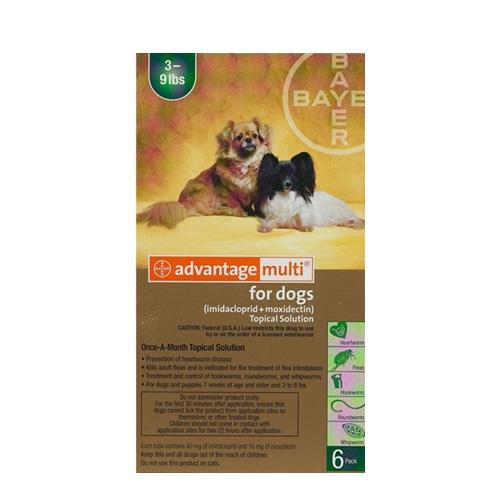 Advantage Multi (Advocate) for Dogs: Buy Advantage Multi ...