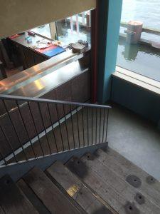 Amsterdam Restaurant Mos epoxy vloer2