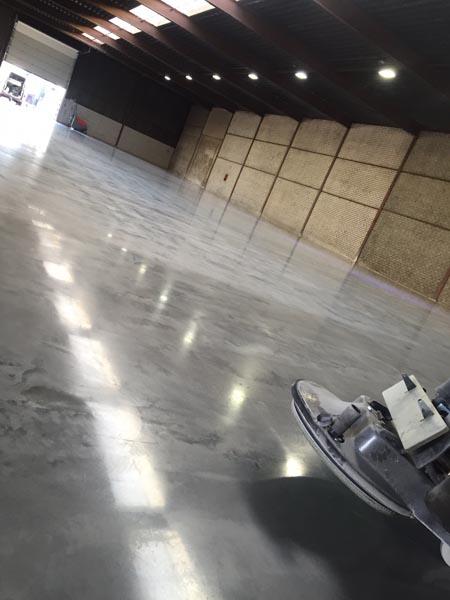 Harderwijk Cool Solutions impregneren betonvloer1