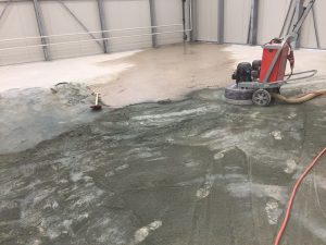 Lelystad verregende betonvloer impregneren1