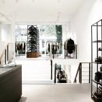 Microcement No Label kledingzaak Amsterdam 150m2