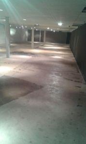 Cementgebonden gietvloer Groesbeek 400 m2 Best Vloerrenovatie Best Building Service B.V.