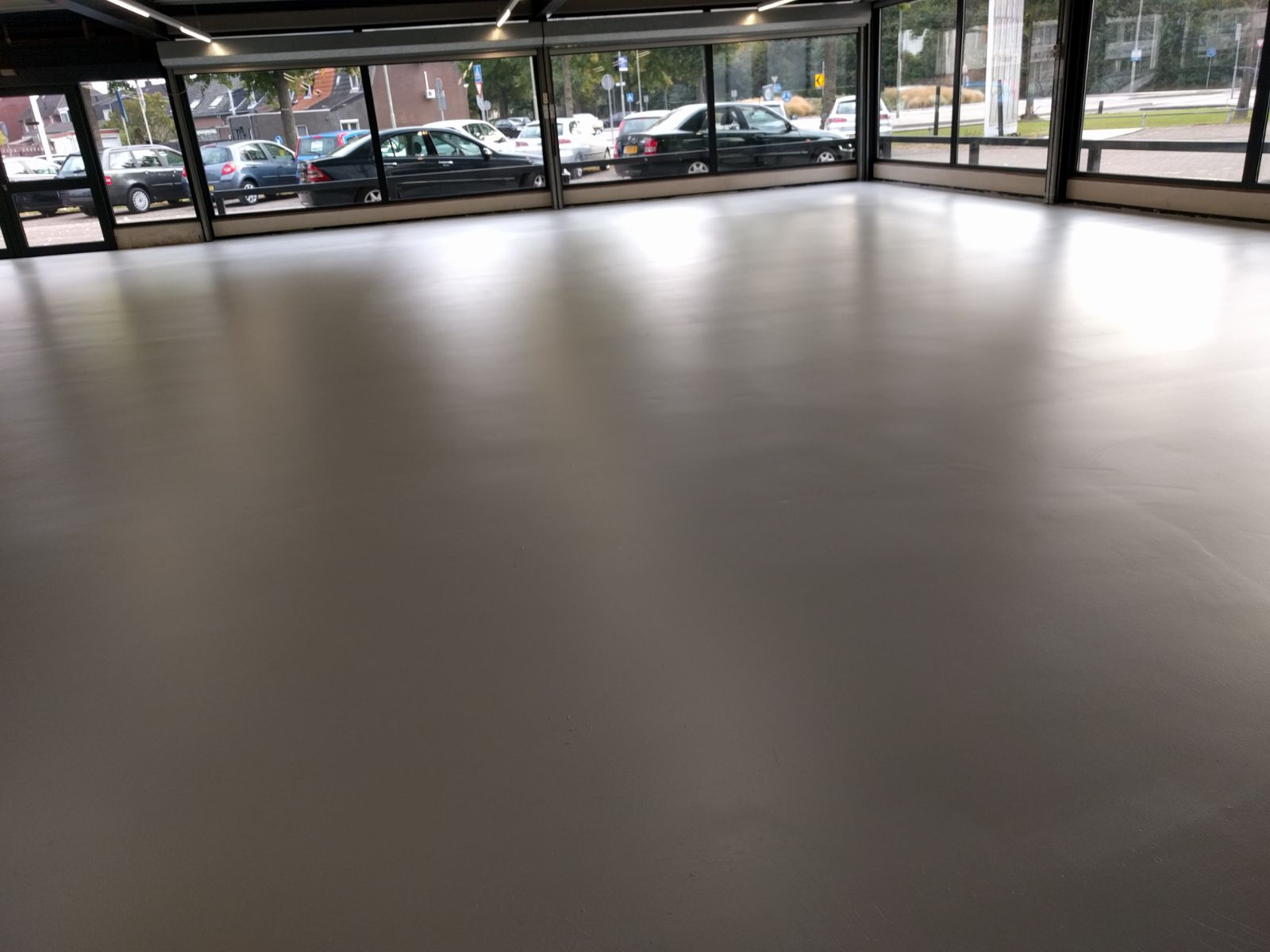 Beton impregneren epoxy coating best vloerrenovatie