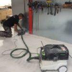 Industrievloer – epoxy coatingvloer fabriek Arnhem