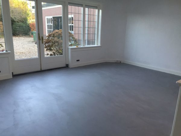 Woonbeton vloer Utrecht