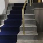 Betonlook trap Noord-Brabant – treden voorzien van woonbeton