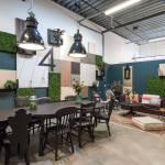 Betonvloer polijsten showroom Nunspeet (Gelderland)