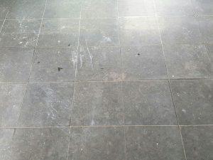 Vloerrenovatie marmeren vloer