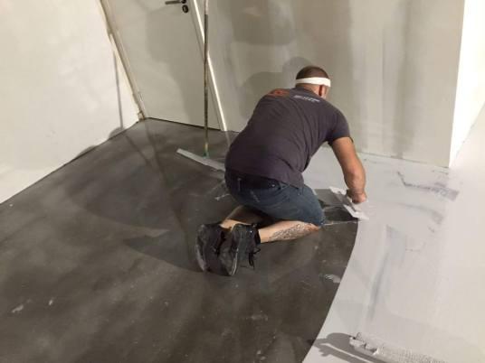 full epoxy coatingvloer
