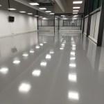 ESD coatingvloer distributiecentrum Wijchen