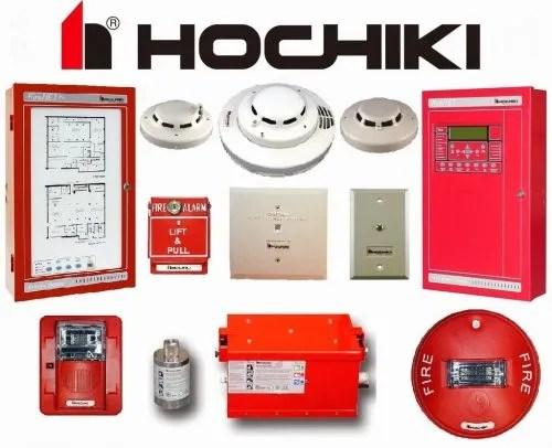 أنظمة إنذار الحريق هوشيكي