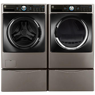 Kenmore Elite 41583 4.5 cu. ft. Front-Load Washer wSteam & Accela Wash